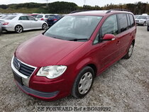 Used 2007 VOLKSWAGEN GOLF TOURAN BG039292 for Sale for Sale