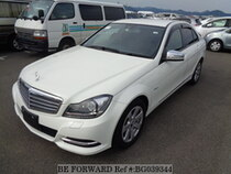 Used 2011 MERCEDES-BENZ C-CLASS BG039344 for Sale for Sale