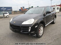 Used 2007 PORSCHE CAYENNE BG039574 for Sale for Sale