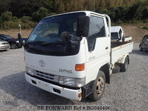 Used 1998 TOYOTA DYNA TRUCK BG040406 for Sale for Sale