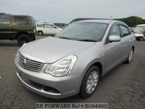 Used 2008 NISSAN BLUEBIRD SYLPHY BG040002 for Sale for Sale