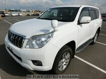 Used 2013 TOYOTA LAND CRUISER PRADO BG040084 for Sale for Sale