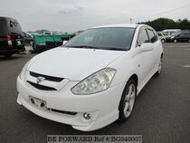 Used 2002 TOYOTA CALDINA BG040007 for Sale for Sale