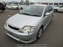 Used 2002 TOYOTA COROLLA RUNX BG040008 for Sale for Sale