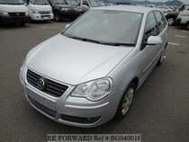 Used 2007 VOLKSWAGEN POLO BG040016 for Sale for Sale