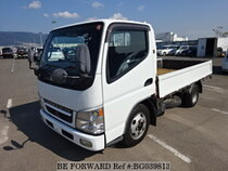 Used 2002 MITSUBISHI CANTER BG039813 for Sale for Sale