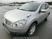 Used 2008 NISSAN DUALIS BG039856 for Sale for Sale