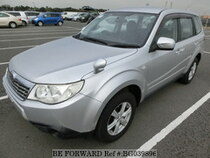 Used 2010 SUBARU FORESTER BG039896 for Sale for Sale