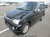 Used 2002 DAIHATSU TERIOS KID BG040783 for Sale for Sale