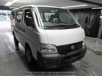 Used 2004 NISSAN CARAVAN VAN BG040816 for Sale for Sale