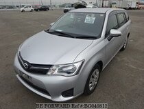 Used 2013 TOYOTA COROLLA FIELDER BG040813 for Sale for Sale