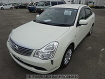 Used 2008 NISSAN BLUEBIRD SYLPHY BG040819 for Sale for Sale