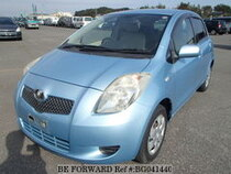 Used 2006 TOYOTA VITZ BG041440 for Sale for Sale