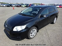 Used 2008 TOYOTA COROLLA FIELDER BG041565 for Sale for Sale