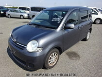 Used 2009 TOYOTA SIENTA BG041570 for Sale for Sale