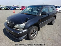 Used 1999 TOYOTA HARRIER BG041579 for Sale for Sale