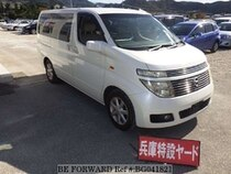 Used 2004 NISSAN ELGRAND BG041821 for Sale for Sale