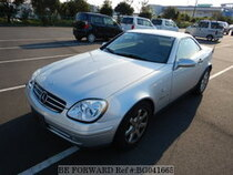 Used 1998 MERCEDES-BENZ SLK BG041665 for Sale for Sale