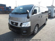 Used 2013 NISSAN CARAVAN VAN BG042729 for Sale for Sale