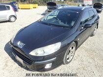 Used 2007 PEUGEOT 407 BG043401 for Sale for Sale
