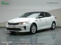 Used 2016 KIA K5 (OPTIMA) BG044574 for Sale for Sale