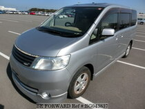 Used 2006 NISSAN SERENA BG043837 for Sale for Sale