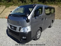Used 2013 NISSAN CARAVAN VAN BG044536 for Sale for Sale
