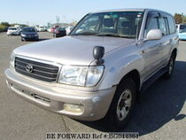 Used 2000 TOYOTA LAND CRUISER BG044364 for Sale for Sale