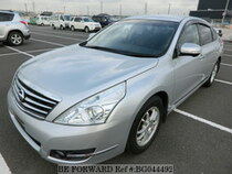 Used 2012 NISSAN TEANA BG044492 for Sale for Sale