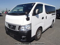 Used 2013 NISSAN CARAVAN VAN BG044391 for Sale for Sale