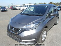 Used 2017 NISSAN NOTE BG044393 for Sale for Sale
