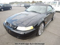 Used 2001 FORD MUSTANG BG044426 for Sale for Sale