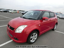 Used 2005 SUZUKI SWIFT BG044967 for Sale for Sale