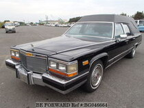 Used 1992 CADILLAC FLEETWOOD BG046664 for Sale for Sale