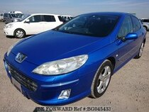 Used 2005 PEUGEOT 407 BG045433 for Sale for Sale