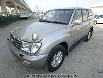 Used 2003 TOYOTA LAND CRUISER BG045519 for Sale for Sale
