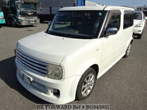 Used 2003 NISSAN CUBE CUBIC BG045932 for Sale for Sale