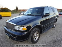 Used 2003 LINCOLN NAVIGATOR BG049160 for Sale for Sale