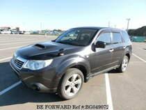 Used 2008 SUBARU FORESTER BG049072 for Sale for Sale