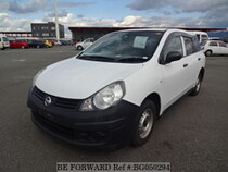 Used 2013 NISSAN AD VAN BG050294 for Sale for Sale