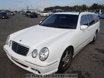 Used 2001 MERCEDES-BENZ E-CLASS BG049492 for Sale for Sale
