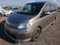 Used 2006 NISSAN SERENA BG050302 for Sale for Sale