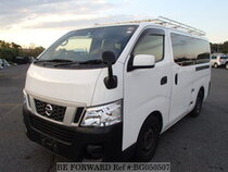 Used 2013 NISSAN CARAVAN VAN BG050507 for Sale for Sale