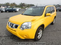 Used 2013 NISSAN X-TRAIL BG050465 for Sale for Sale