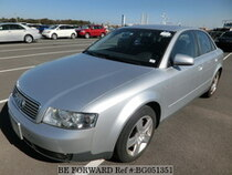 Used 2002 AUDI A4 BG051351 for Sale for Sale