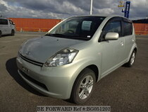 Used 2006 DAIHATSU BOON BG051203 for Sale for Sale