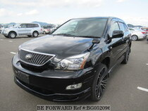 Used 2006 TOYOTA HARRIER BG052096 for Sale for Sale