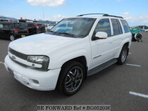 Used 2001 CHEVROLET TRAILBLAZER BG052036 for Sale for Sale