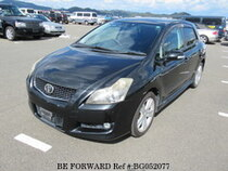 Used 2007 TOYOTA BLADE BG052077 for Sale for Sale