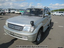 Used 2000 TOYOTA LAND CRUISER PRADO BG052130 for Sale for Sale